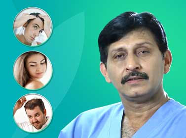 Famous Hair Transplant surgeon Dr Manoj Khanna