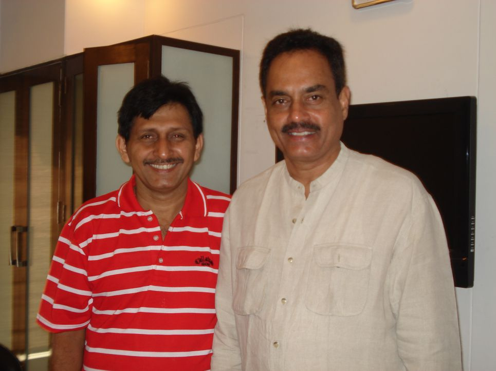 Hair Transplant for Dilip Vengsarkar